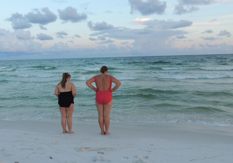 pensacola beach girls